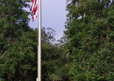Entrance Flag